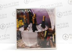 1 BOXED MIKASA BEVERAGE TUB RRP £29.99