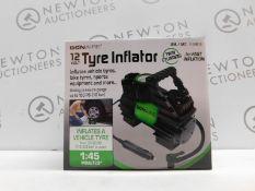 1 BOXED BONAIRE TC12CUK 12 VOLT INFLATOR RRP £49.99