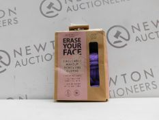 1 BOXED DANIELLE: ERASE YOUR FACE ECO MAKEUP REMOVING CLOTHS (3 PACK) RRP 15.99