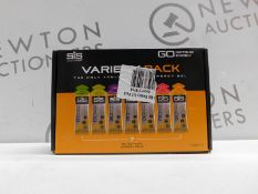 1 BOXED PACK OF 7 SIS ISOTONIC ENERGY GELS RRP £12.99
