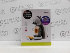 1 BOXED NESCAFE DOLCE GUSTO INFINISSIMA AUTOMATIC COFFEE POD MACHINE BY KRUPS RRP £114.99