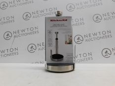 1 KITCHENAID STAINLESS STEEL PAPER TOWEL HOLDER RRP £29.99