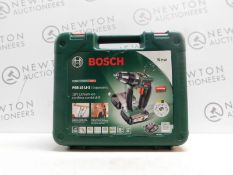 1 BOSCH PSB 18 LI CORDLESS COMBI DRILL WITH CHARGER AND BATTERY RRP £129