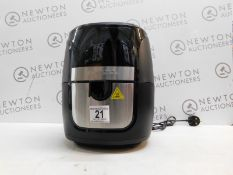 1 GOURMIA DIGITAL AIR FRYER 5.7L RRP £79 (HANDLE SNAPPED)