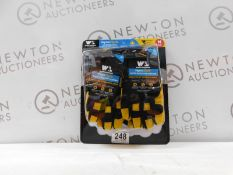 1 PACK OF 3 BRAND NEW PAIRS OF WELLS LAMONT PREMIUM WORK GLOVES SIZE M RRP £24.99