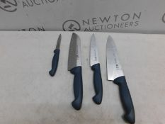 1 SET OF 4 TRAMONTINA PRO LINE KITCHEN KNIVES RRP £29.99