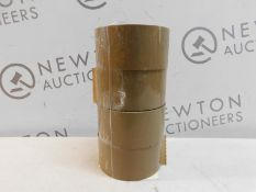 1 SET OF 4 SCOTCH LARGE BROWN PACKAGING TAPE RRP £9.99