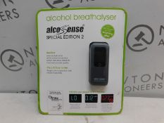 1 PACKED ALCOSENSE ALCOHOL BREATHALYSER SPECIAL EDITION 2 RRP £49.99