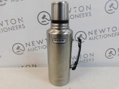 1 STANLEY VACUUM EXTRA LARGE STAINLESS STEEL FLASK 1.9L RRP £34.99