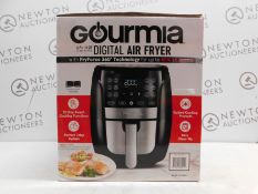 1 BOXED GOURMIA DIGITAL AIR FRYER 5.7L RRP £89.99