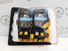 1 PACK OF 2 BRAND NEW PAIRS OF WELLS LAMONT PREMIUM WORK GLOVES SIZE M RRP £24.99