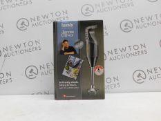 1 BOXED BAMIX JAMIE OLIVER HAND BLENDER RRP £149.99 (WORKING, LIKE NEW)