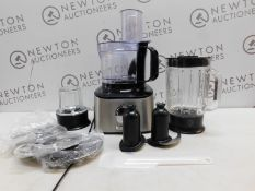 1 KENWOOD FDM30 800W 2.1L MULTI-PRO COMPACT FOOD PROCESSOR WITH ACCESSORIES RRP £129.99