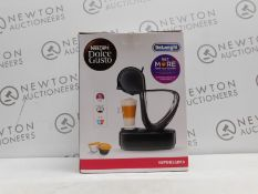 1 BOXED NESCAFE DOLCE GUSTO INFINISSIMA AUTOMATIC COFFEE POD MACHINE BY DELONGHI RRP £114.99 (
