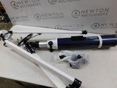 1 CELESTRON OMNI XLT AZ 102MM REFRACTOR TELESCOPE RRP £249