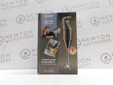 1 BOXED BAMIX JAMIE OLIVER HAND BLENDER RRP £149.99