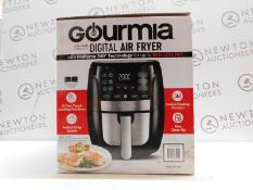 1 BOXED GOURMIA DIGITAL AIR FRYER 5.7L RRP £89.99 (POWERS ON, EXCELLENT CONDITION)