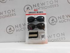 1 PACK OF SUNGLASS READERS IN +2.75 STRENGTH RRP £19.99