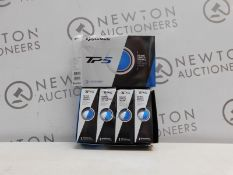 1 BOXED TAYLORMADE TP5 GOLF BALLS 12 PACK RRP £49