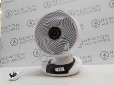 1 MEACOFAN 1056P ROOM PEDESTAL AIR CIRCULATOR FAN RRP £119.99
