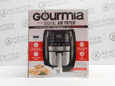 1 BOXED GOURMIA DIGITAL 6QT/5.7L DIGITAL AIR FRYER RRP £89.99 (LIKE NEW, POWERS ON)