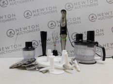 1 BRAUN MULTI-QUICK 9 MQ9087X HAND BLENDER WITH ACCESSORIES RRP £149.99
