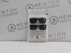 1 PACK OF SUNGLASS READERS IN +1.50 STRENGTH RRP £19.99