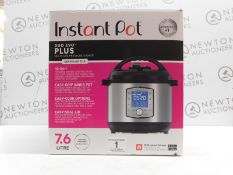 1 BOXED INSTANT POT DUO EVO PLUS 10 IN 1 ELECTRIC PRESSURE COOKER 7.6L RRP £199