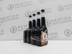 1 SET OF 4 REDEX FUEL SYSTEM CLEANER DIESEL INJECTOR RRP £24.99