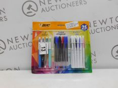 1 PACKED BIC STATIONARY SET RRP £19