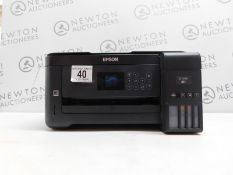 1 EPSON ECOTANK ET-2750 MULTIFUNCTION PRINTER RRP £229.99