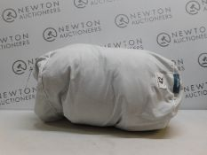 1 BAGGED NIGHTOWL COVERLESS SINGLE DUVET RRP £44.99