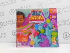 1 BOXED SURPRISE SLIMY GLOOP SAND PLAYSET (3+YEARS) RRP £29.99
