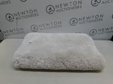 1 CHARISMA TRUSOFT LUXURIOUS LIGHT PINK BATH MAT RRP £29.99