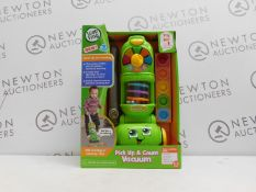 1 BRAND NEW BOXED LEAP FROG PICK UP AND COUNT VACUUM TOY RRP £49.99
