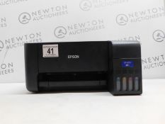 1 EPSON ECOTANK ET-2711 MULTIFUNCTION PRINTER RRP £229.99