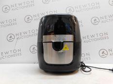 1 GOURMIA DIGITAL AIR FRYER 5.7L RRP £89.99 (POWERS ON, NO HANDLE)