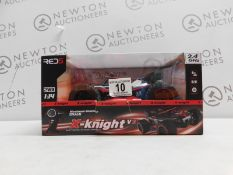 1 BOXED RED5 X-KNIGHT V2 12KM/H REMOTE CONTROL CAR RRP £39.99