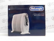 1 BOXED DE'LONGHI NANO 800W HEATER RRP £64.99 (NO POWER, BUT IN LIKE NEW CONDITION)