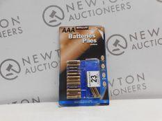 1 PACK OF 24 (APPROX) KIRKLAND SIGNATURE AAA 1.5V ALKALINE BATTERIES RRP £24.99