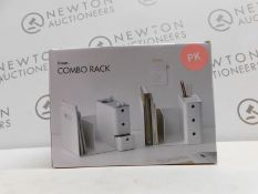 1 BOXED LITEM COMBO RACK WITH 3 DRAWERS RRP £29
