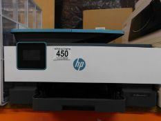 1 HP OFFICEJET 8015 ALL-IN-ONE WIRELESS PRINTER RRP £114.99