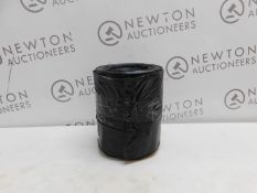 1 LARGE ROLL OF BLACK KITCHEN BIN BAGS RRP £19.99