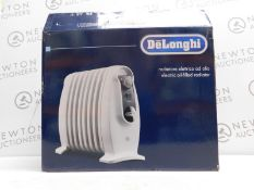 1 BOXED DE'LONGHI NANO 800W HEATER RRP £64.99 (TESTED: NO POWER, BUT IN LIKE NEW CONDITION)