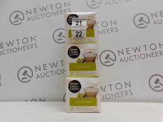 3 BOXES OF NESCAFE DOLCE GUSTO CAPPUCCINO CAPSULES RRP £19.99
