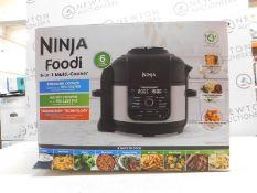 1 BOXED NINJA FOODI MAX 9-IN-1 6L MULTI PRESSURE COOKER & AIR FRYER RRP £199