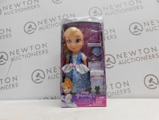 1 BOXED DISNEY DOLL TEA TIME PARTY WITH FRIEND - CINDERELLA RRP £29