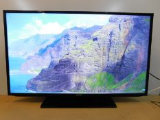 """1 SAMSUNG UE50EH5300W 127 CM (50"""") FULL HD SMART TV WI-FI TV WITH STAND RRP £799 (WORKING, NO"""