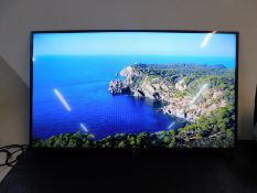 1 SONY BRAVIA KDL50WF663 50-INCH FULL HD HDR SMART TV RRP £499 (WORKING, NO STAND OR REMOTE)