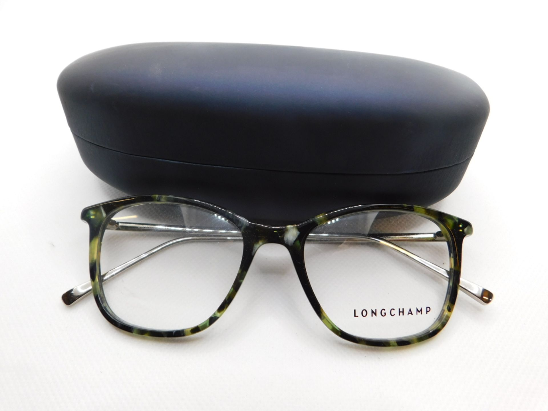 1 LONGCHAMP PAIR OF GLASSES FRAME WITH CASE MODEL LO2606 RRP £99.99